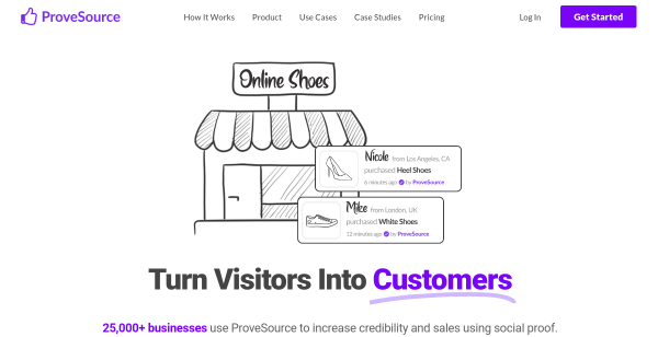 50% Off at ProveSource