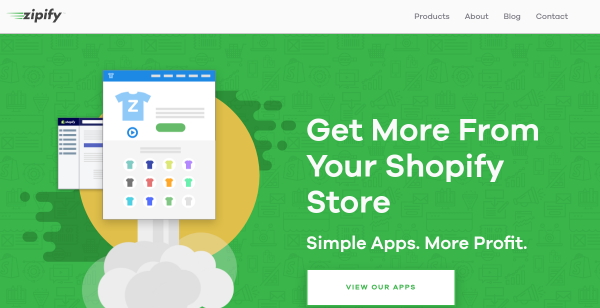 14 Days Free Trial at Zipify