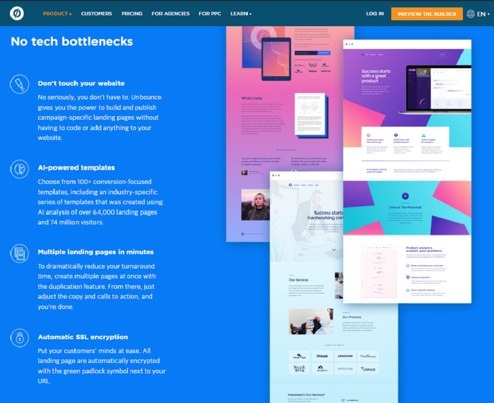 How Does Unbounce Work?