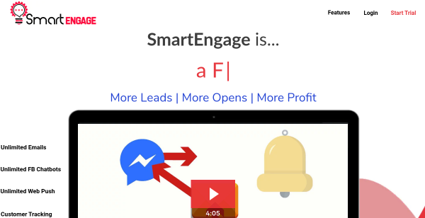 20% Off all plans at SmartEngage
