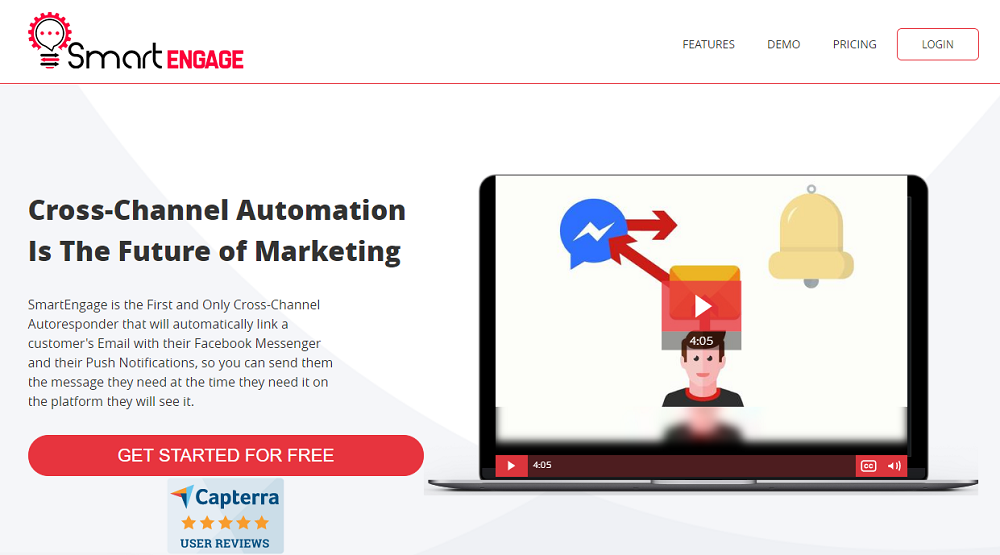 SmartEngage – Automated Talk With Your Customers On Various Platforms
