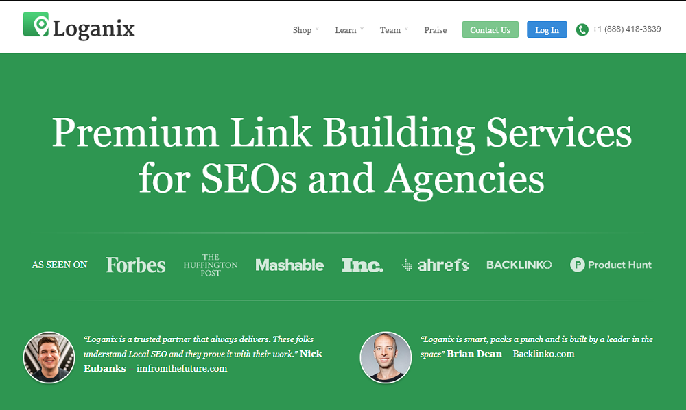 Loganix – SEO Services That Produce Results