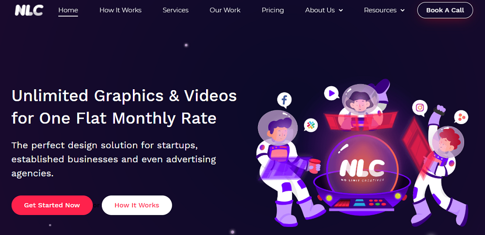 NoLimitCreatives – Your Affordable, Reliable Graphics and Video Design Solution