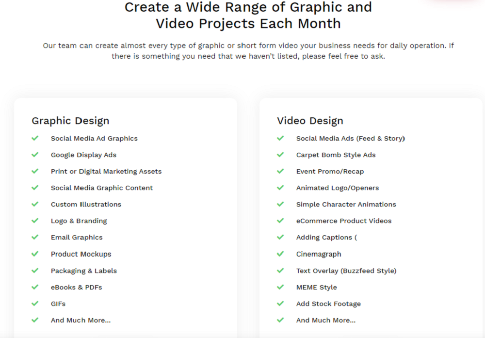 What Are The Benefits of NoLimitCreatives?
