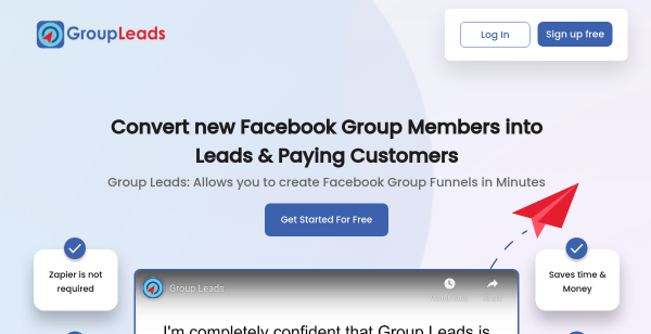 10% Off all plans at Group Leads
