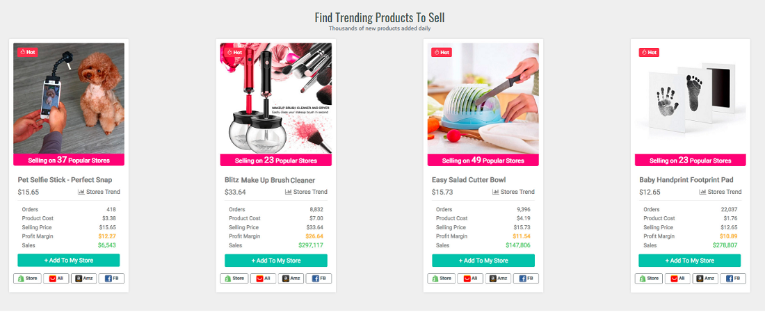 How Does Sell The Trend Work?