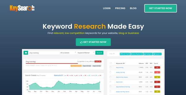 20% Off annual plans at Keysearch