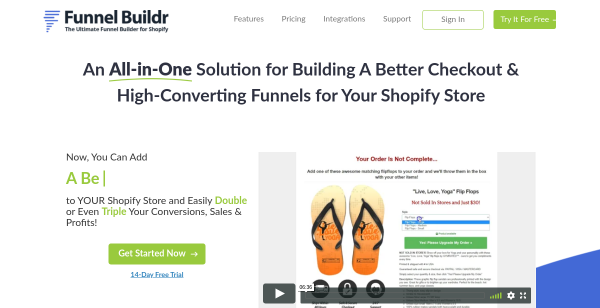 10% Off at Funnel Buildr