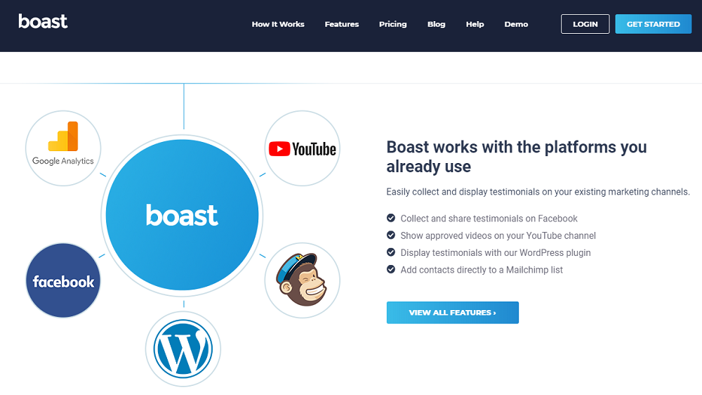 What are the Features of Boast