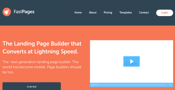 65% Off FastPages