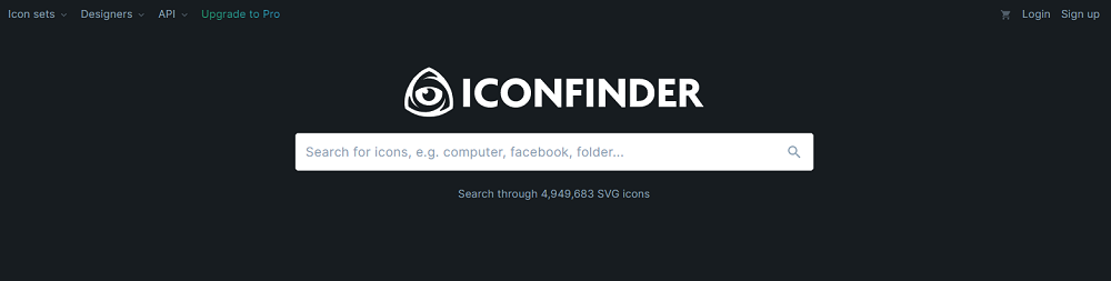 Iconfinder- The Industry Best Icon Toolkit.