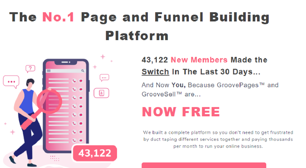 How does GrooveFunnels work?
