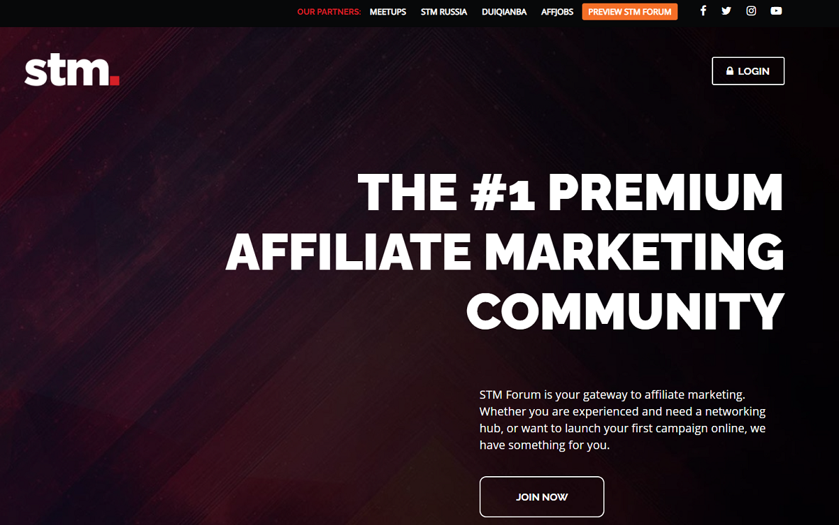 STM Forum- the Wealth-Building Affiliate Community Specially Created for You