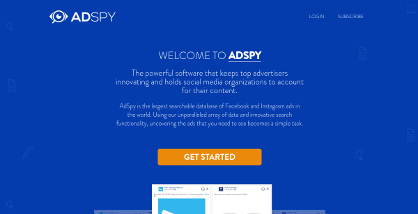 $75 Discount at AdSpy