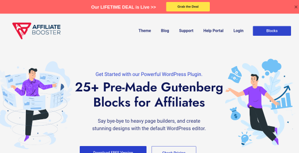 35% Off Affiliate Booster