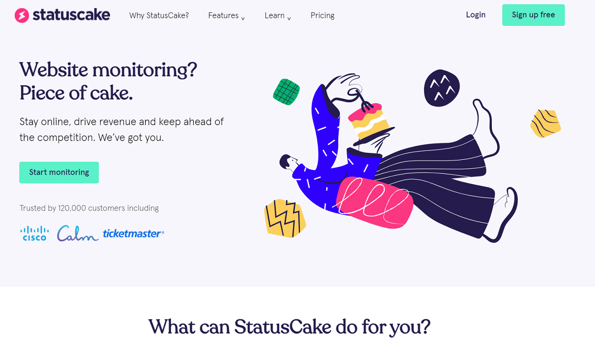 Statuscake - Your Ever-Efficient Website Monitor