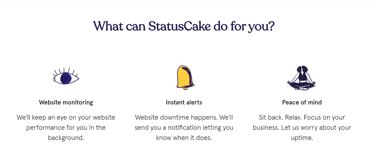 How Does Statuscake Work?