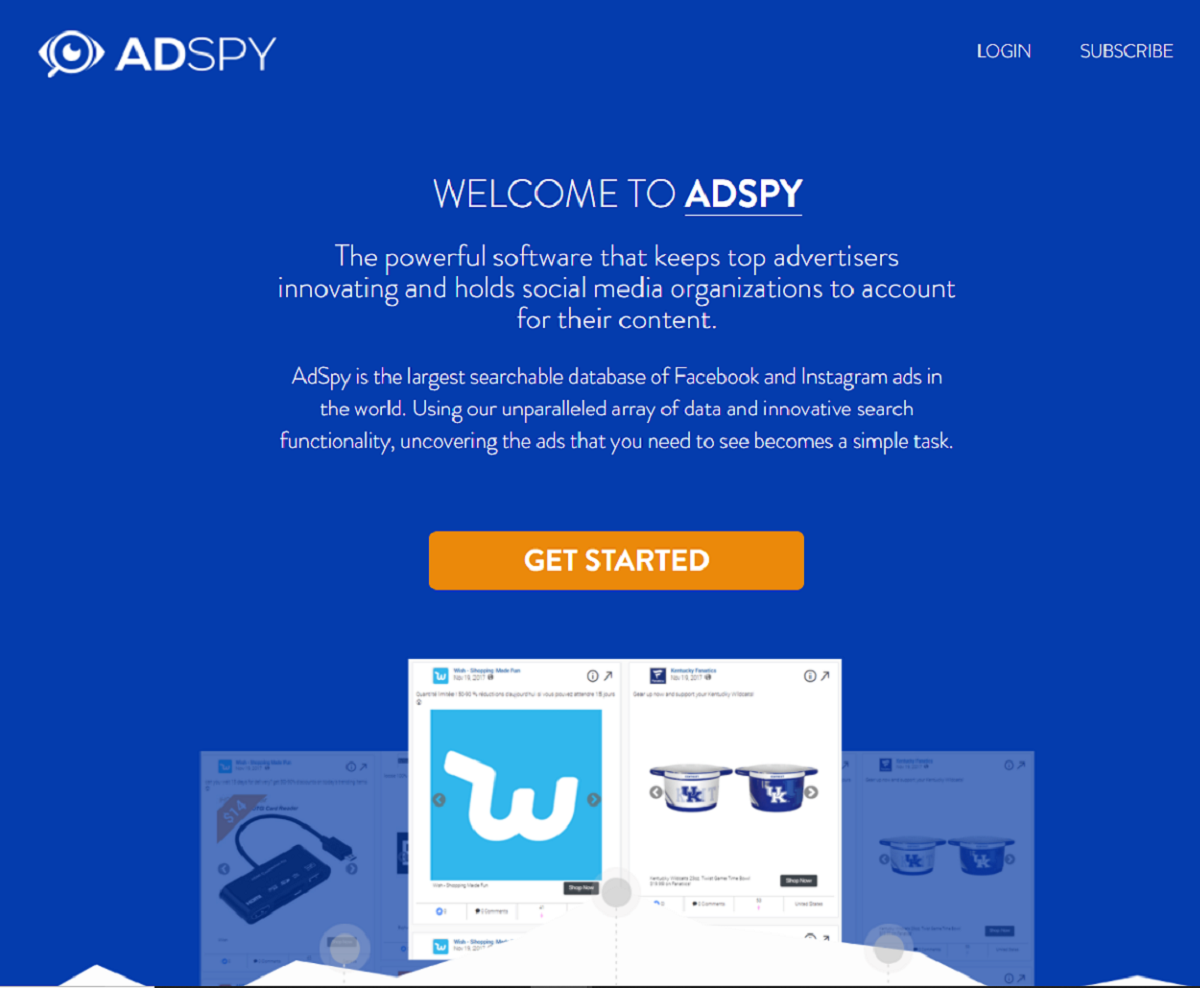 Adspy- the Complete Ad Intelligence Software You Would Ever Need