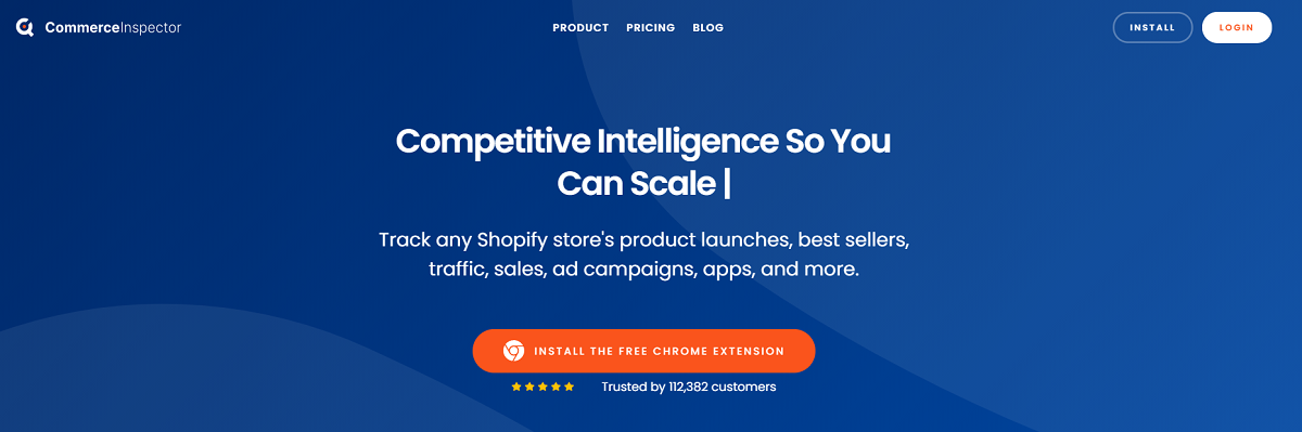 Commerce Inspector- Your all-in-one eCommerce intelligence tool