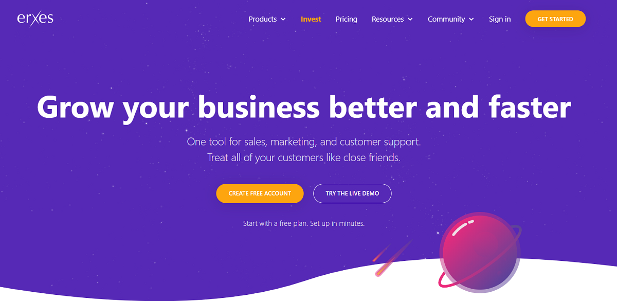 Erxes- a Swiss Army Knife to Help You Grow Your Business