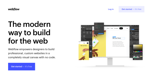 20% Off Annual Plans Webflow