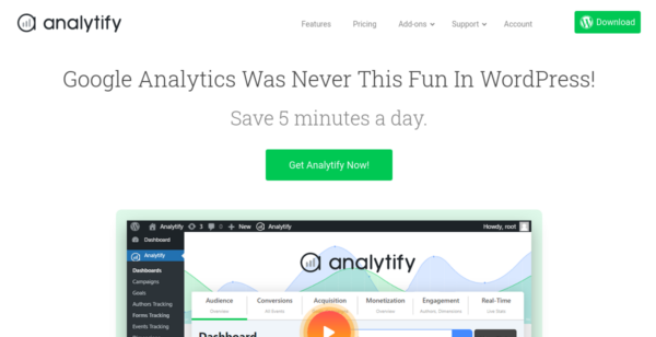 20% Off Analytify