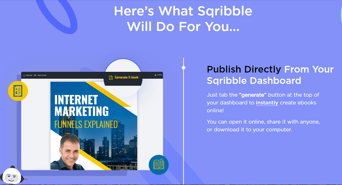 What Are the Features and Benefits of Sqribble?